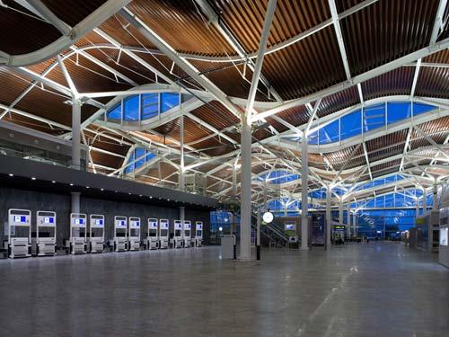 Arquitectura de aeropuertos noticias de aviaci n rpas y for Arquitecto t4