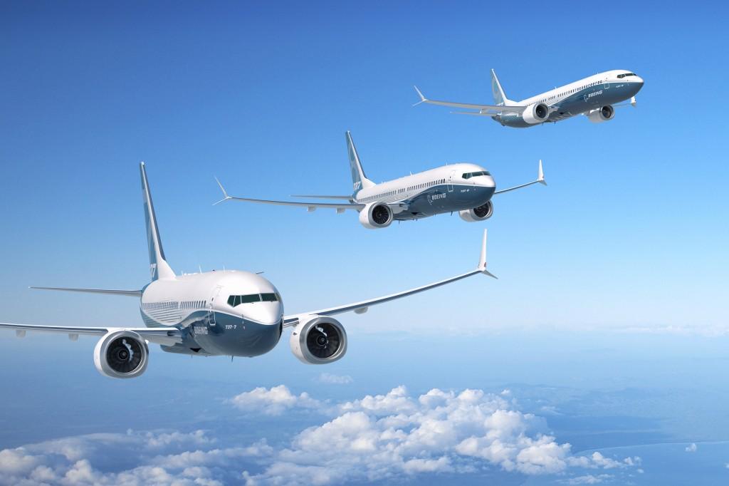 Boeing 737 ( avión de reacción de pasajeros de fuselaje estrecho de corto a medio alcance USA ) TBC-MAX-789-Q5_nwVW03-3UP_PR-0713-1024x682