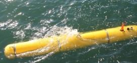 Imagen del sumergible Bluefin-21 Foto: bluefinrobotics.com