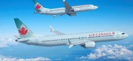Air Canada 737-8 & -9 MAX Artwork