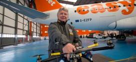 dron Easyjet