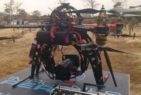 dron AESA