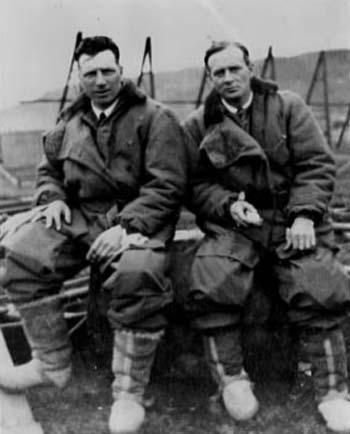 Alcock y Brown