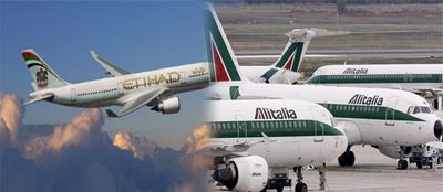 Alitalia-Etihad Airways