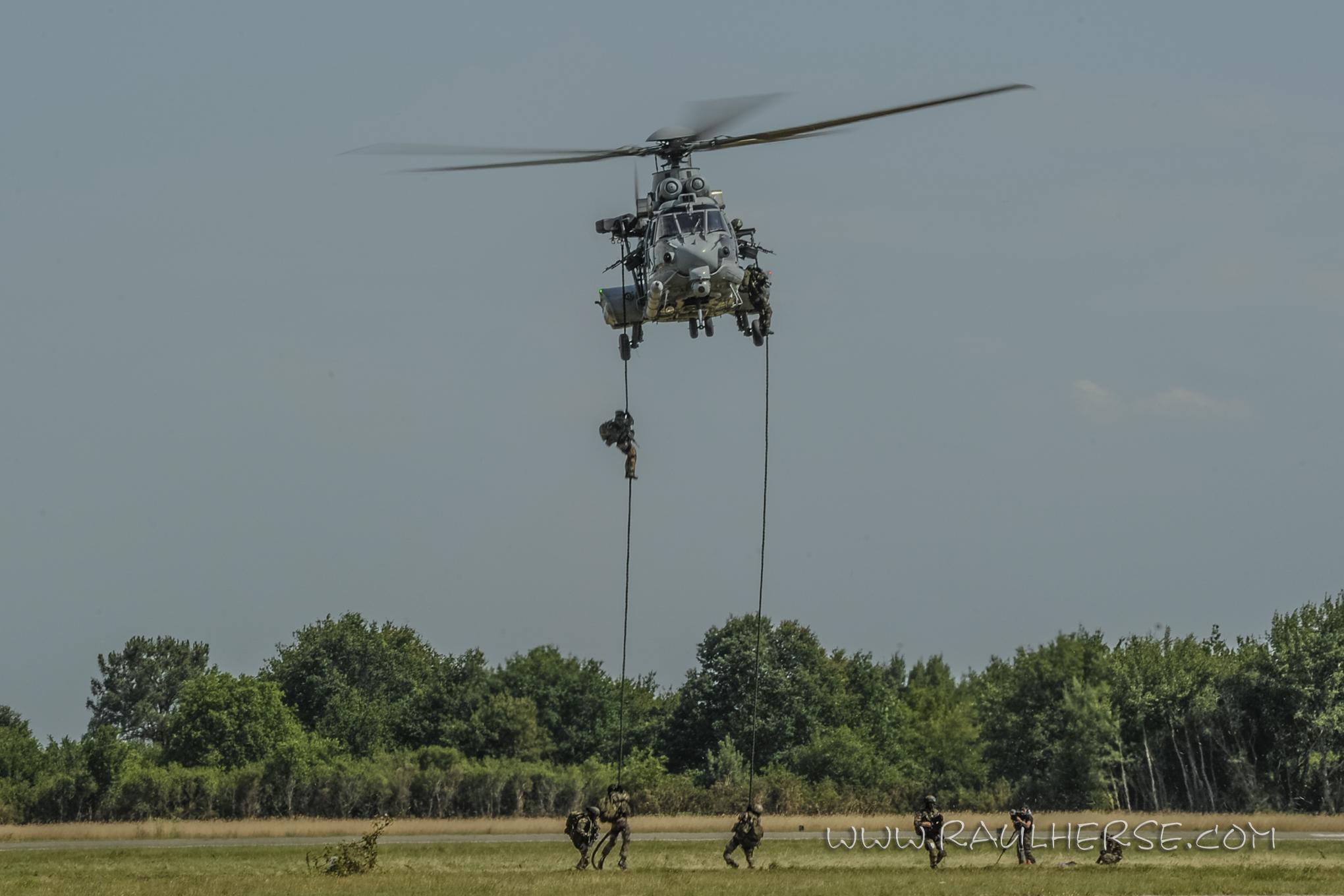 Foto: Eurocopter EC725 SuperCougar.