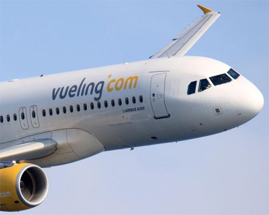 Airbus 320 de Vueling