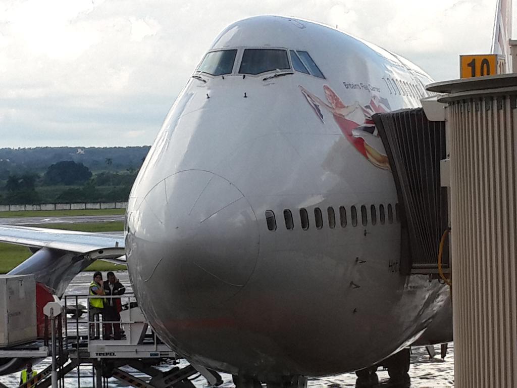 B-747-4 Virgin