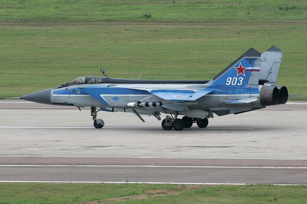 Mikoyan Migurevich MiG-31