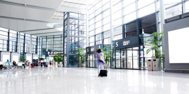 Liligo aeropuertos