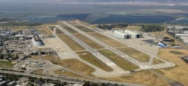 Vista aérea de Moffett