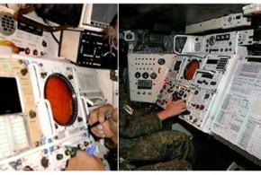 Imagen de pantallas radar de sistemas SAM. Fuente: www.zona-militar.com