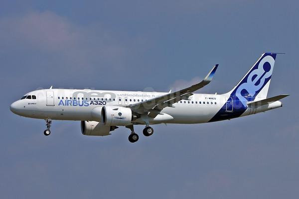 Airbus A320-200N WL F-WNEO (Apr) TLS (YD)(46)-M