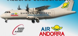 MADRID FLIGHT ACADEMY y AIR ANDORRA