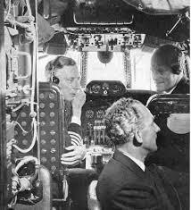 cockpit L-1049