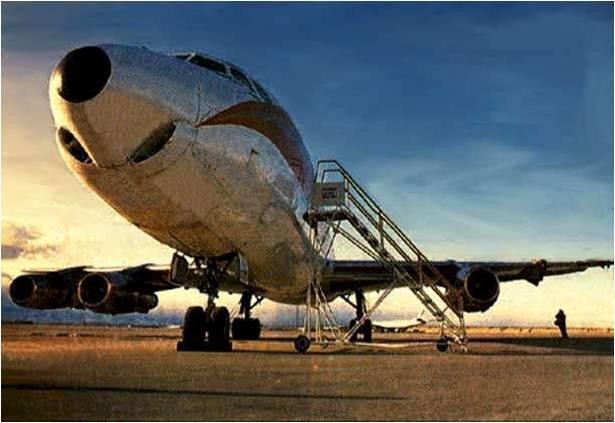 DC8 encuentra CAT extrema a FL310, duración 10s  Fuente: Denver Post 1992