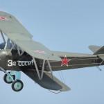 Polikarpov PO-2. Foto FIO