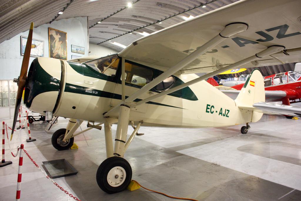 Fairchild 24 de FIO