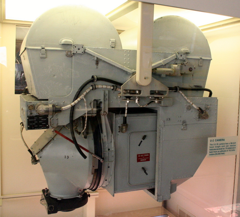 Cámara del U-2. (Radiofantalk).