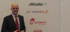 Jordi Porcel nuevo Director General de Etihad Airways