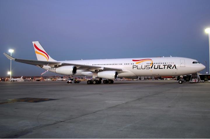 Plus Ultra líneas Aéreas amplía su red de conexiones desde Barcelona