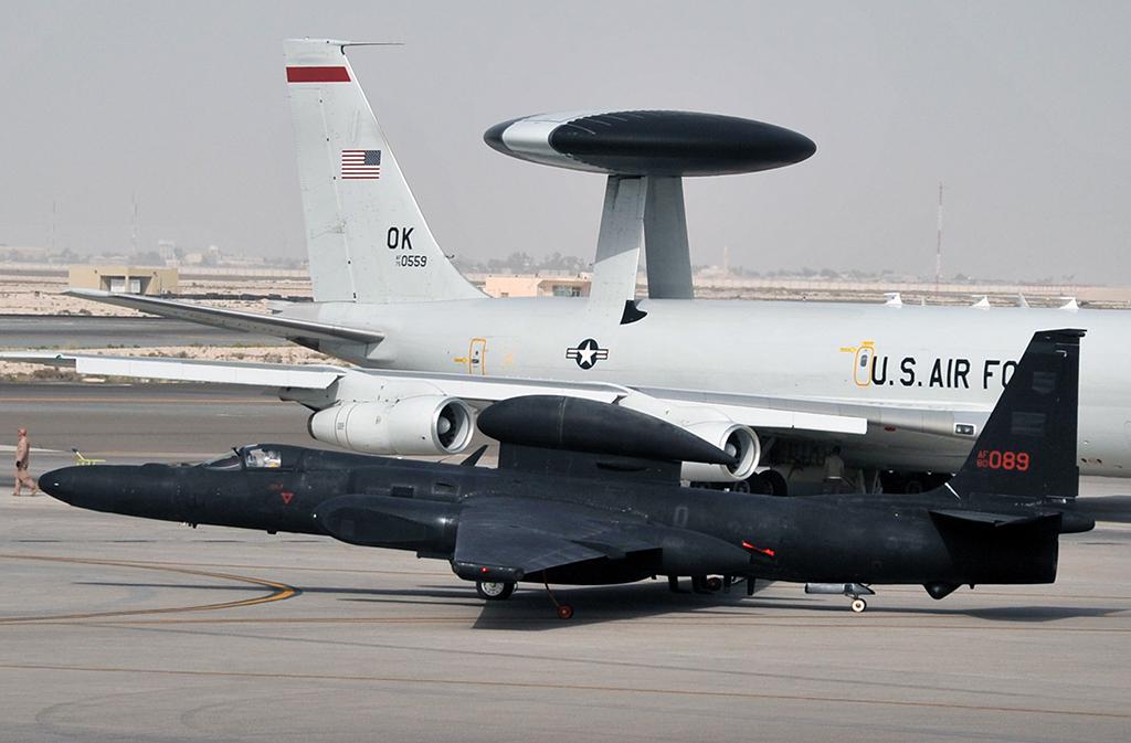 U-2S. (USAF).