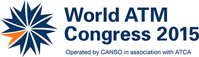 World ATM Congress 2015 logo