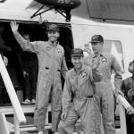 Al regreso de la misión Apollo XIII