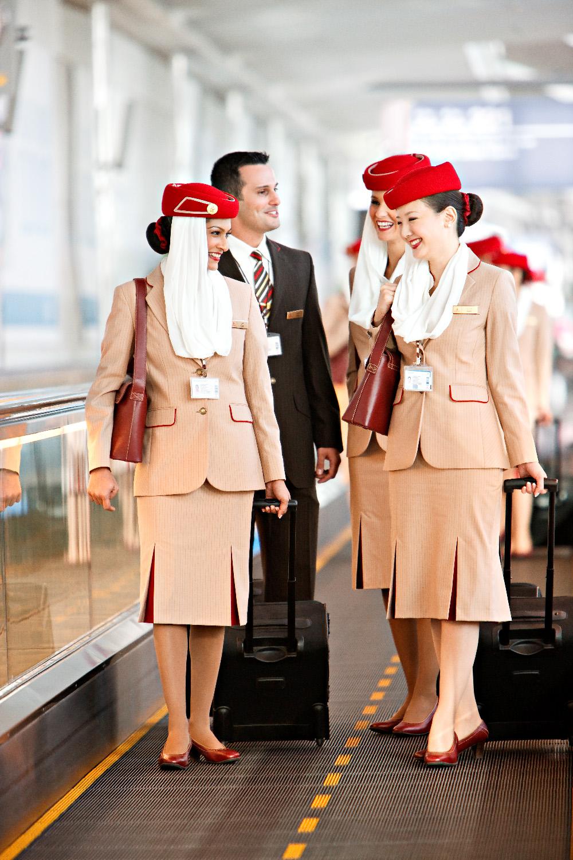 Emirates airline hostess arab scandal - 3 part 6
