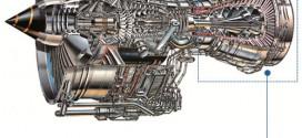 Motor TR900