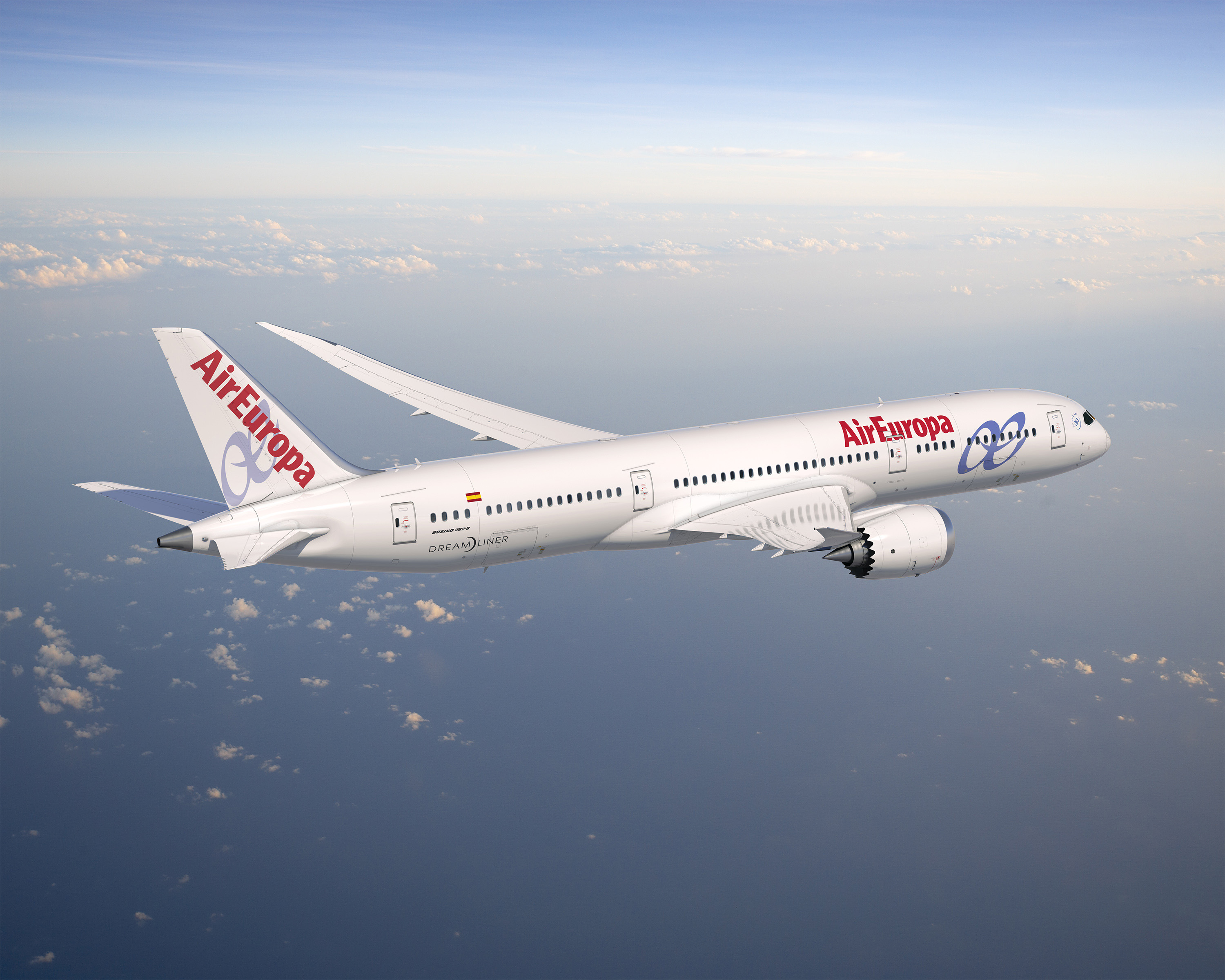 Air europa comienza a operar la ruta madrid miami con b 787 for Air europa oficinas en madrid
