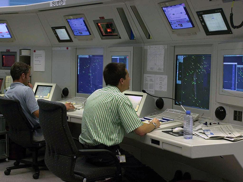 Centro de Control Tráfico Aéreo