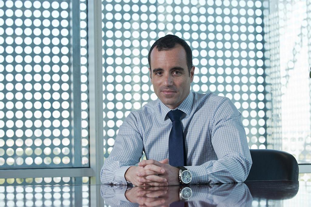 Ignacio Gonzalez director de Navegación Aérea de ENAIRE
