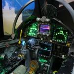 Simulador del F-18