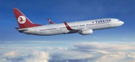 Avión de Turkish Airlines
