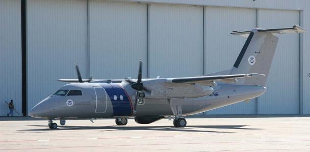 Gobierno venezolano denunció que aeronave de EEUU violó espacio aéreo venezolano Dash-8-del-us