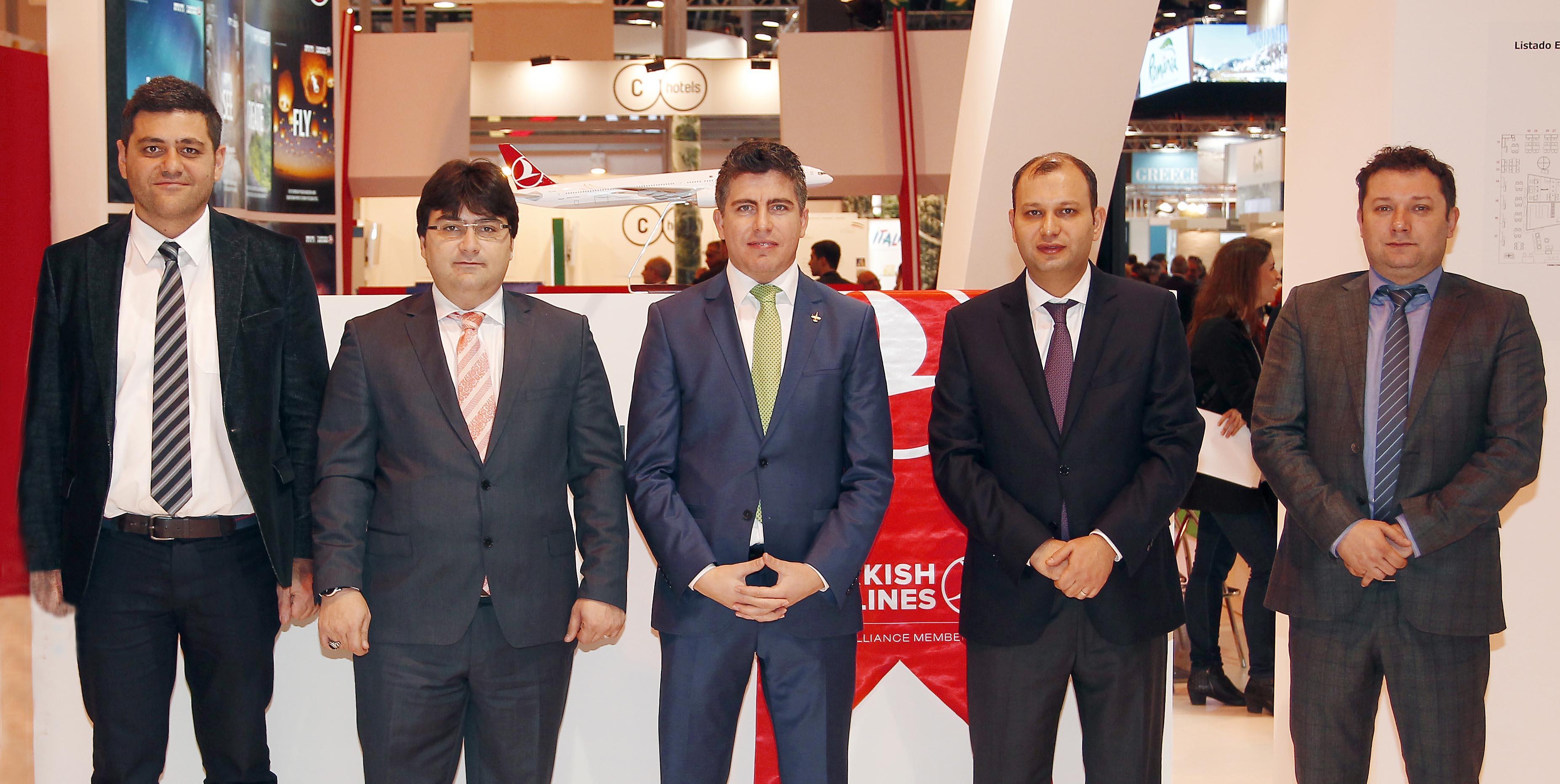 Directores en España de Turkish Airlines