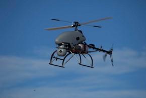 Imagen del helicóptero UAV Sniper