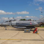 RF-4E Fuerza Aérea Turca, Florennes AFB, Bégica. Foto: Eddie Jauck