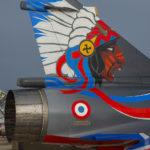 Mirage 2000 en la Base Aérea de Florennes, Bélgica. Autor: Eddie Jauck