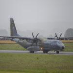 EADS CASA C-295 en la Base Aérea de Florennes, Bélgica. Autor: Eddie Jauck