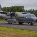 EADS CASA C-295 Fuerza Aérea Checa. Base Aérea de Florennes, Bélgica. Foto: Eddie Jauck