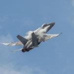 "F/A-18 Hornet ""Solo"" del Ala 15 del Ejército del Aire Español en la Base Aérea de Florennes, Bélgica. Autor: Eddie Jauck"