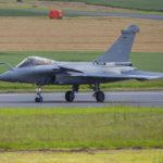 Rafale en Florennes AFB, Bélgica. Foto: Eddie Jauck