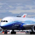 AutoR: Iván Sanz Aeronave: Boeing B-787-8 Dreamliner  Operador: Boeing Registro: (N787BX)  Lugar: Madrid - Barajas (LEMD)
