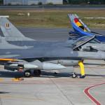 Autor: Pablo Vidal Aeronave: General Dynamics F-16CG Night Falcon (401) Operador: USAF Registro: 89-2046 Lugar: Vigo (VGO/LEVX)