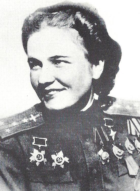 Nadezhda (Nadia) Popova.