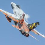 AUTOR. Raul Hernández Sevilla AERONAVE: F-18 LUGAR: Tiger Meet 2016. B.A. Zaragoza