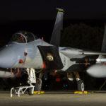 AUTOR: Jesús Benítez OPERADOR: USAFE AERONAVE: McDonnell Douglas F-15C Eagle REGISTRO: 86-0163 LUGAR: Beja (BA11) - LPBJ Portugal