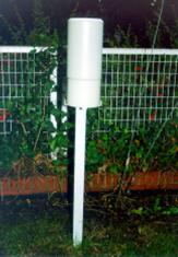 Pluviómetro (Fuente AEMET)