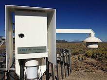 Sensor de temperatura de rocío en los sistemas ASOS (utilizan el higrómetro de espejo frío)